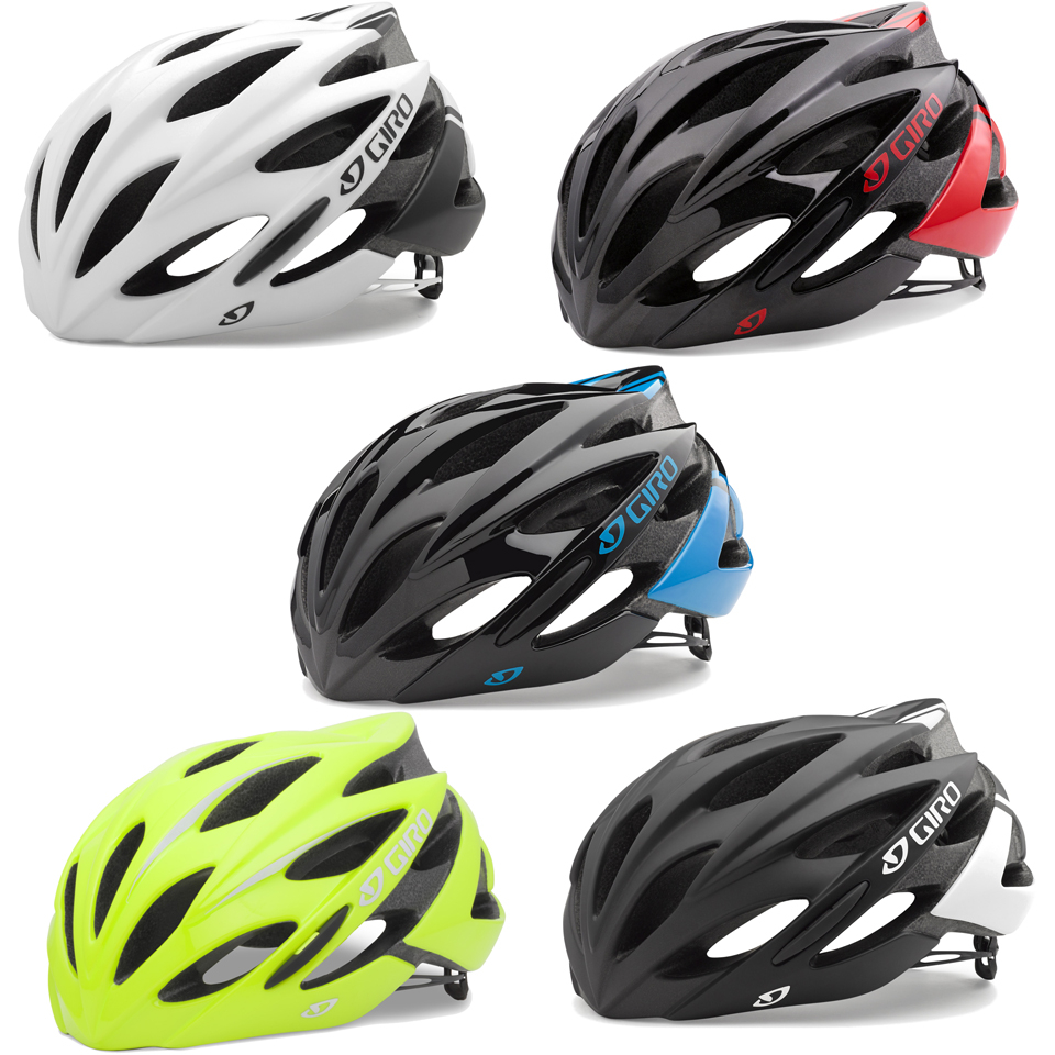 giro-savant-road-helmet-2018-xl-61-65cm-blackwhite