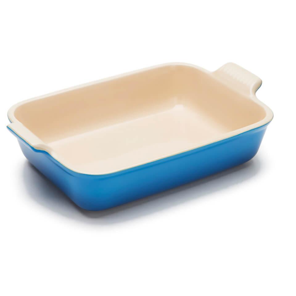 le-creuset-stoneware-medium-heritage-rectangular-roasting-dish-marseille-blue