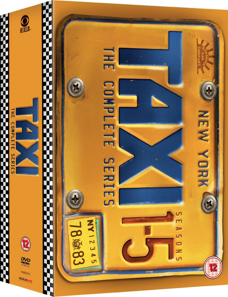 taxi-the-complete-series