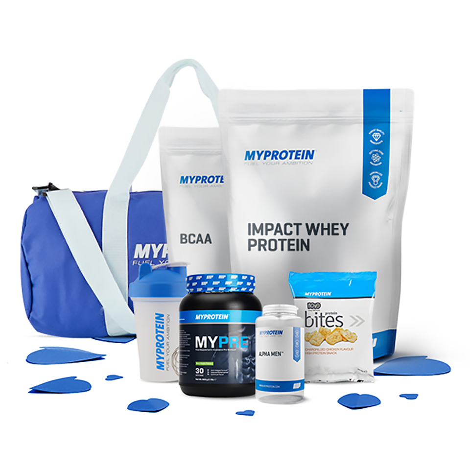 Foto His Bundle - Vanilla Myprotein