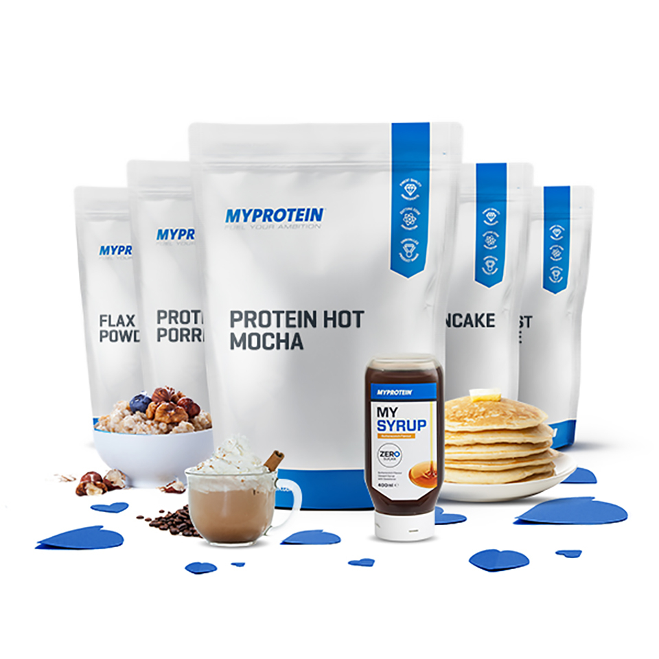 Foto Breakfast Bundle - Chocolate Myprotein Nutrizione sportiva