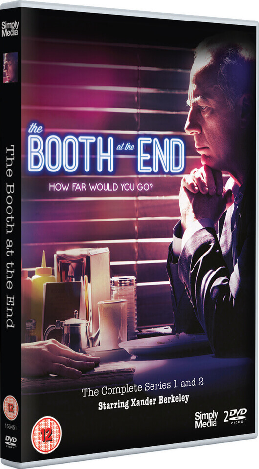 The Booth At The End Dvd Zavvi