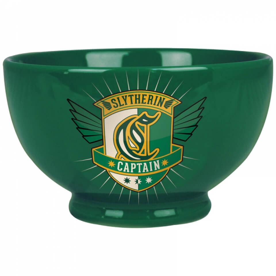 Harry Potter Slytherin Crest Bowl