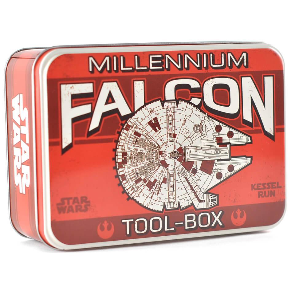 Star Wars Millennium Falcon Gadget Tin