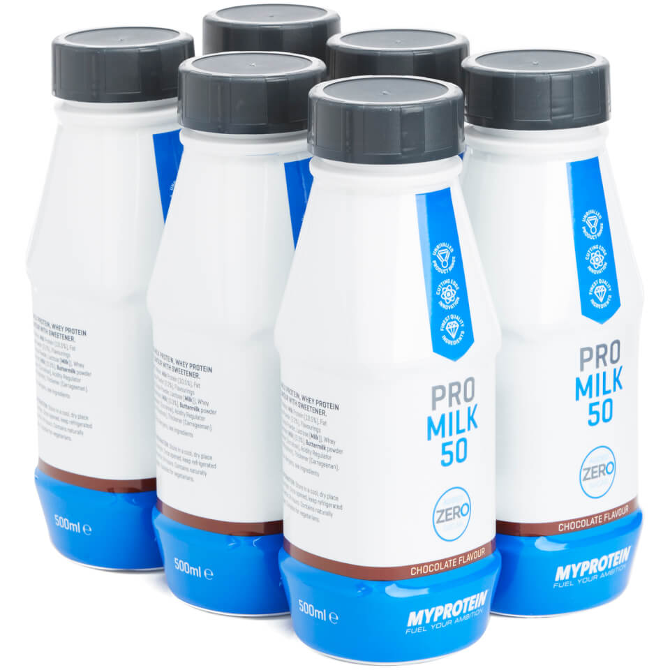 pro-milk-50-zero-6-x-500ml-box-chocolate