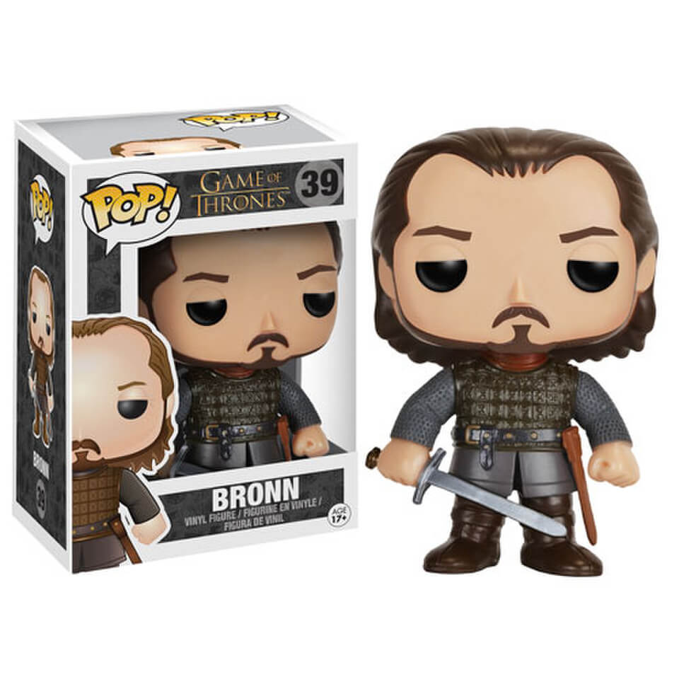 Game of Thrones Bronn Funko Pop! Figur