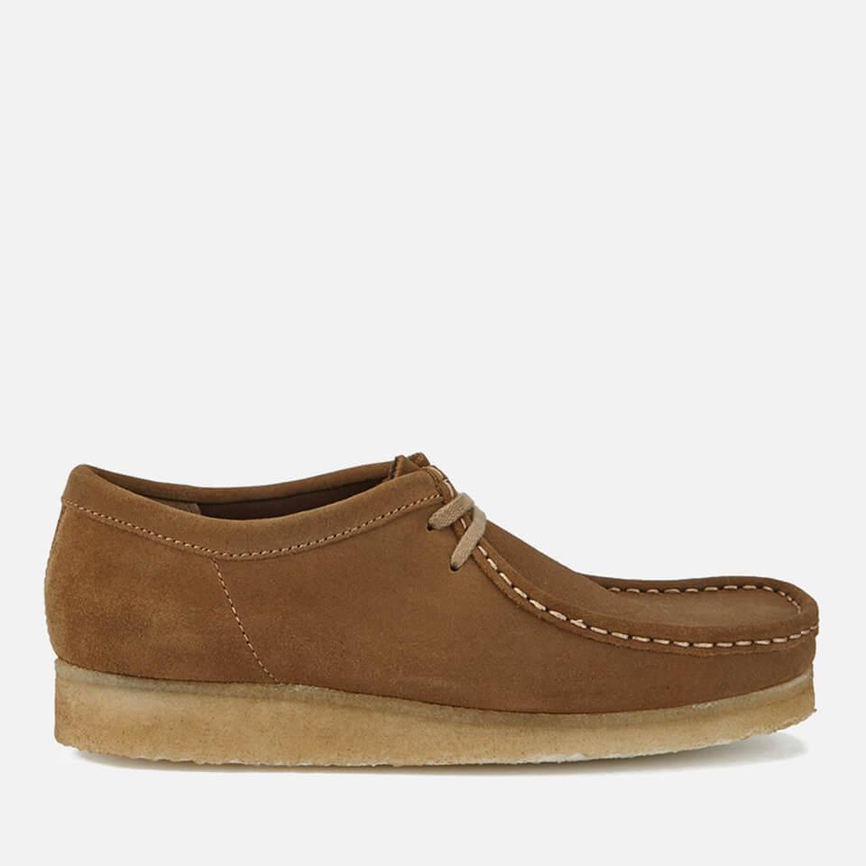 clarks-originals-men-wallabee-shoes-cola-suede-7-tan