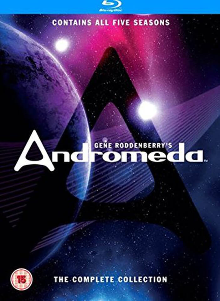 andromeda-the-complete-collection