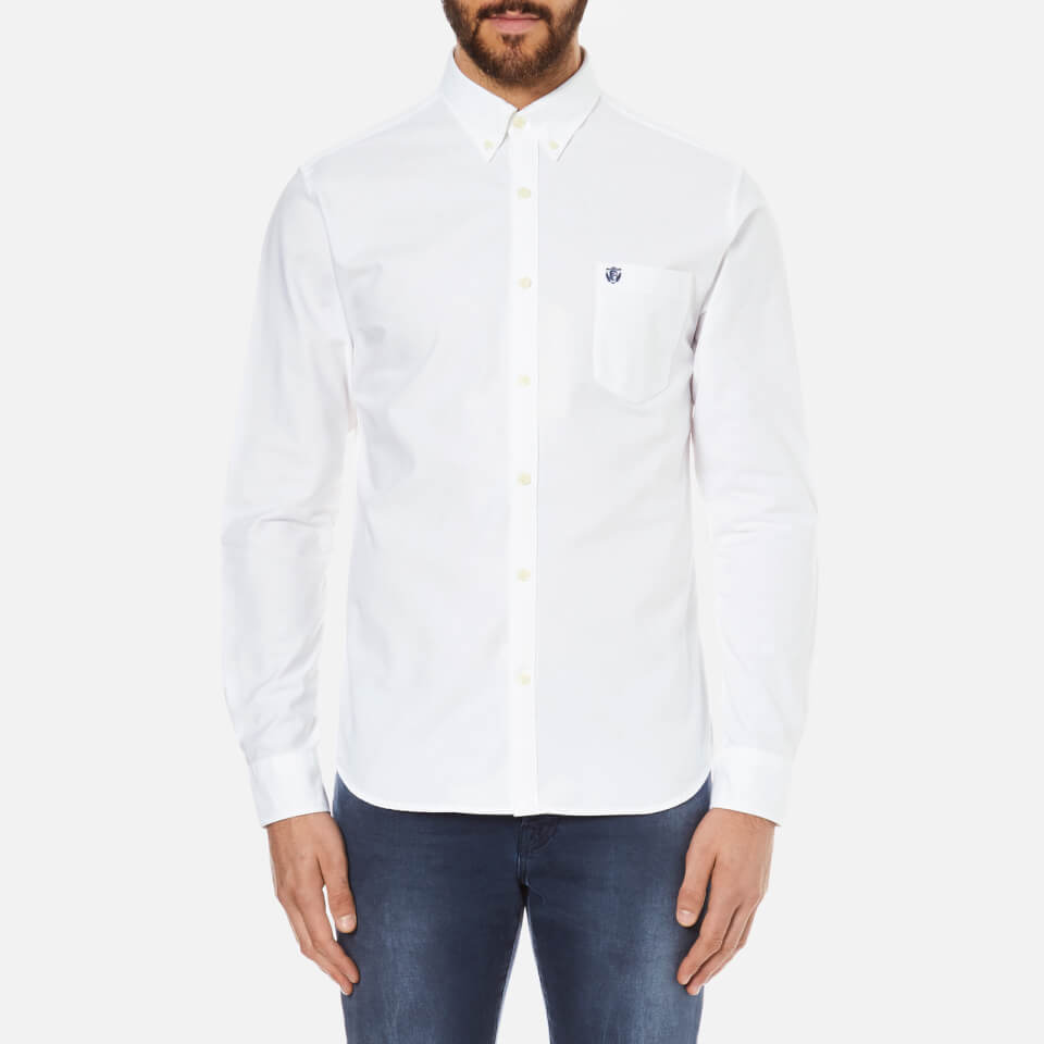 selected-homme-men-collect-long-sleeve-cotton-shirt-white-s-white