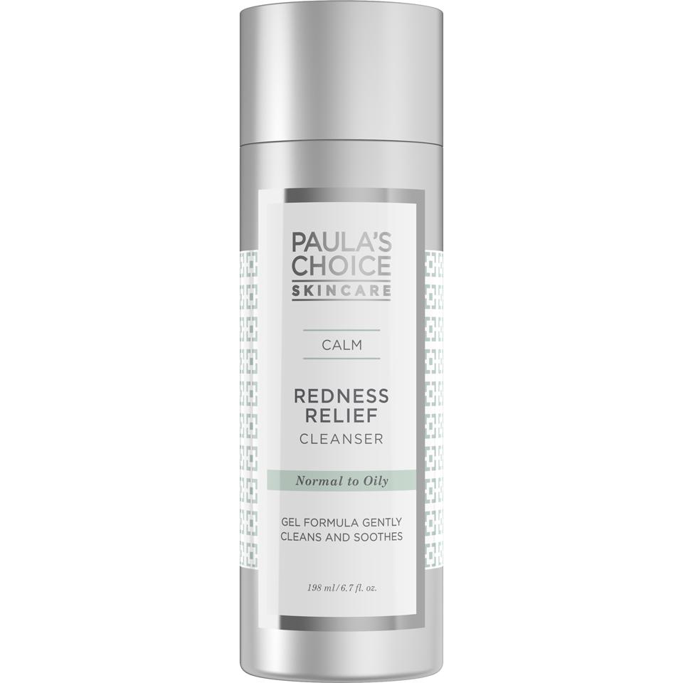 Paulas Choice Calm Redness Relief Cleanser Oily Skin