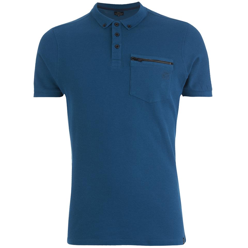 smith-jones-men-mascaron-zip-pocket-polo-shirt-lyon-blue-s