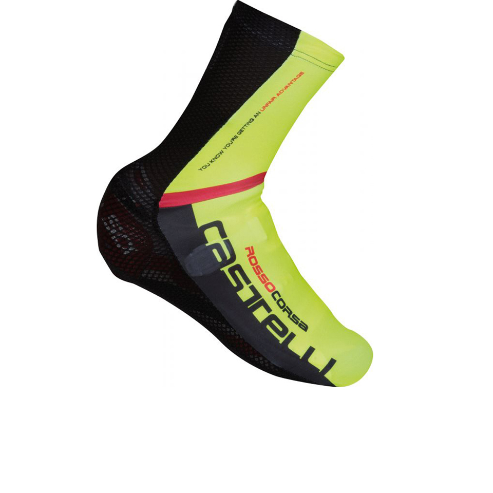 castelli-aero-race-shoe-covers-black-yellow-m