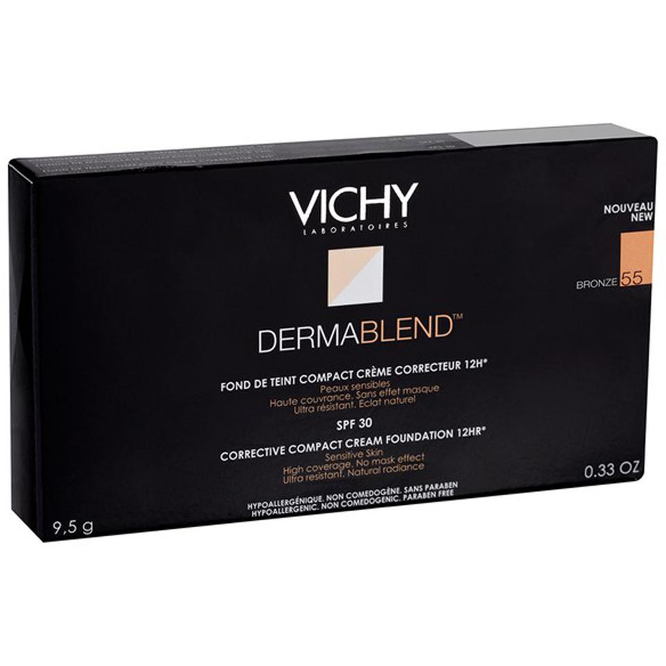 Vichy Dermablend Corrective compact fond de teint en crème opale - 15 Opal 10g