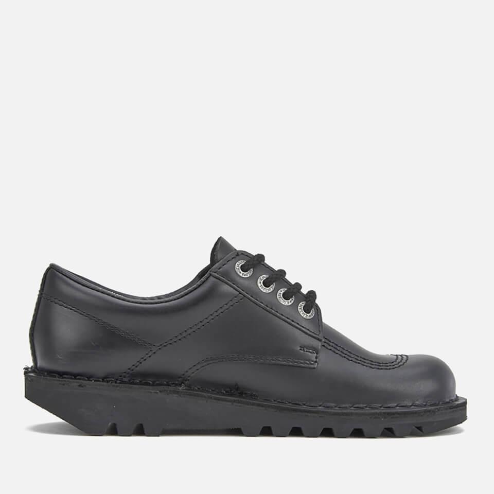 Zapatos Kickers Kick Lo - Mujer - Negro - UK 4/EU 37 - Negro