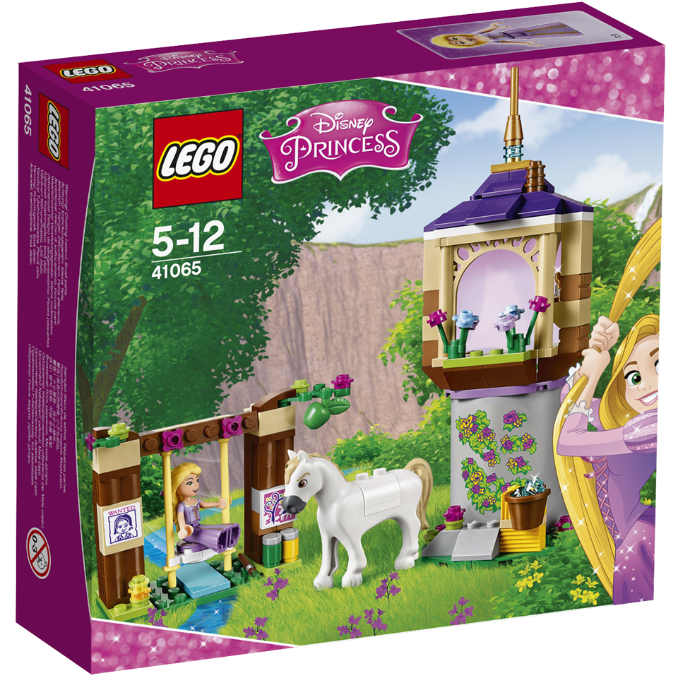 LEGO Disney Princess Rapunzels perfekter Tag (41065)