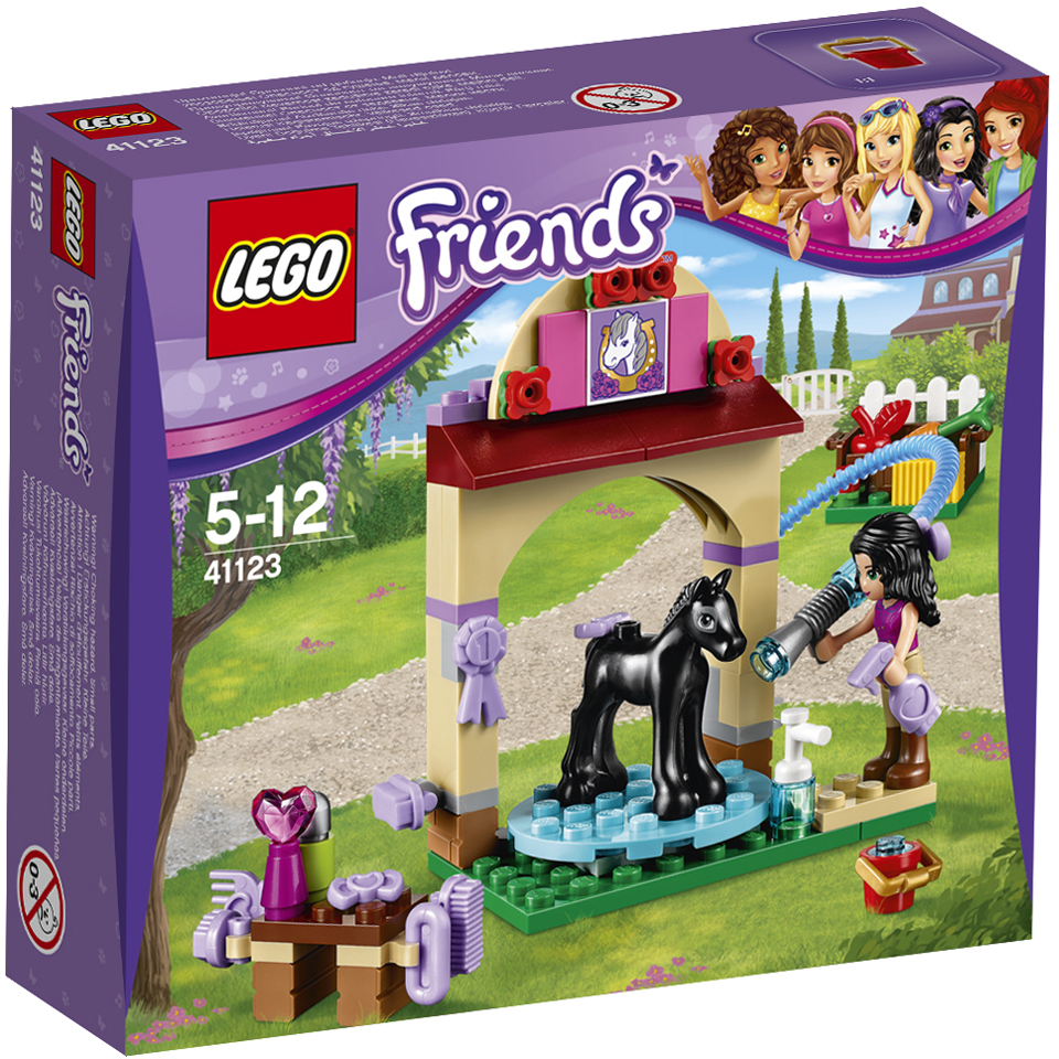 lego-friends-foal-washing-station-41123