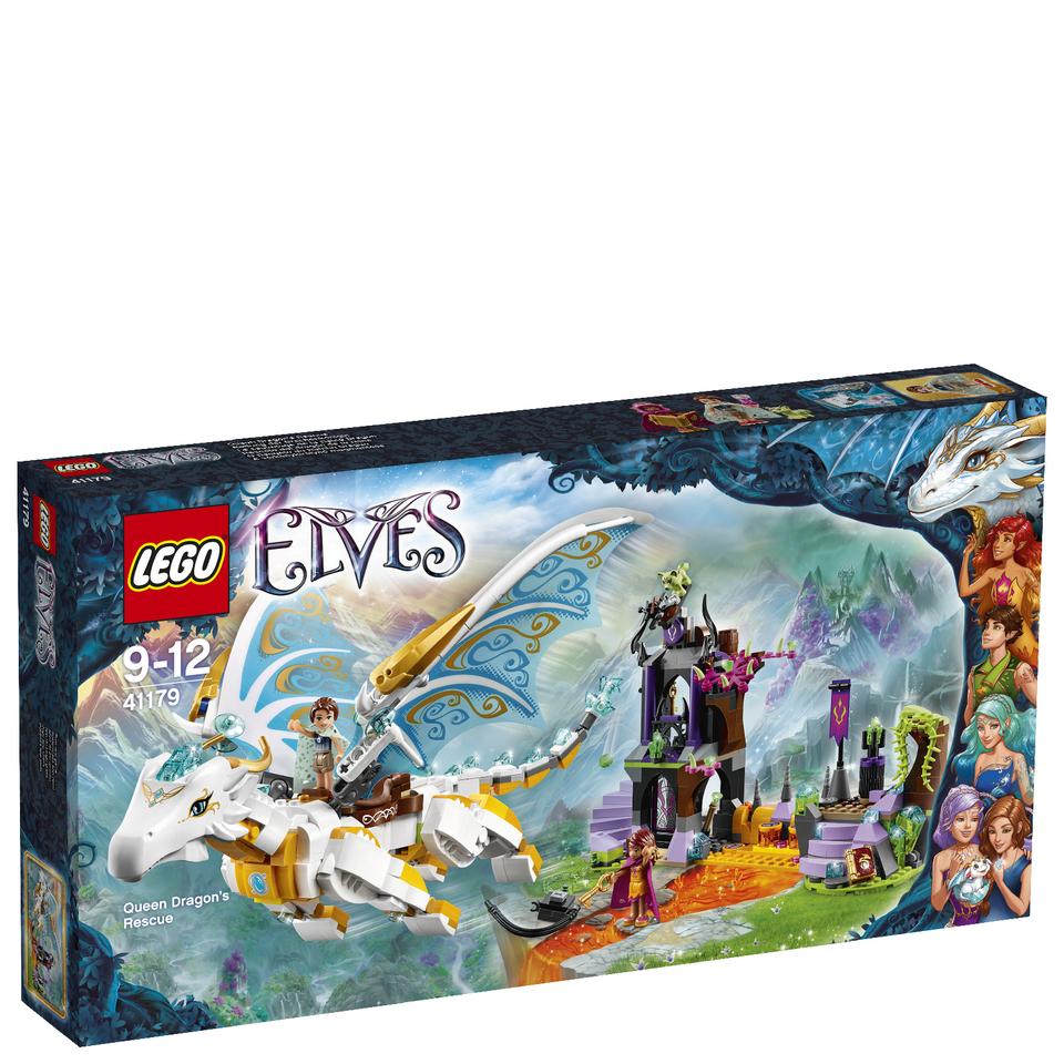 lego-elves-queen-dragon-rescue-41179