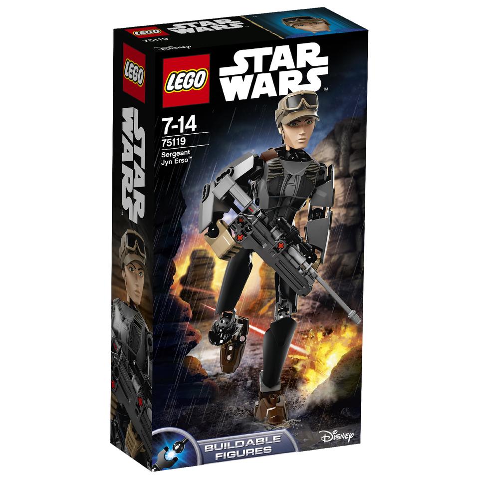 LEGO Star Wars Sergeant Jyn Erso (75119)