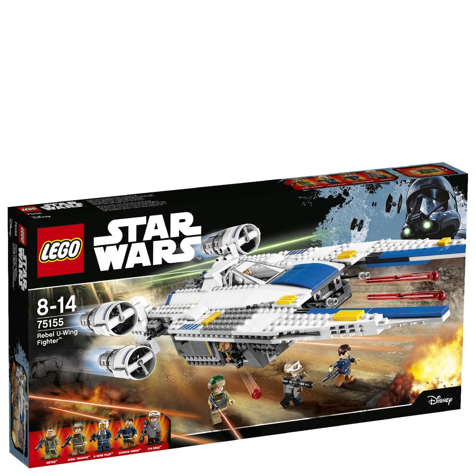 LEGO Star Wars Rebel U Wing Fighter (75155)
