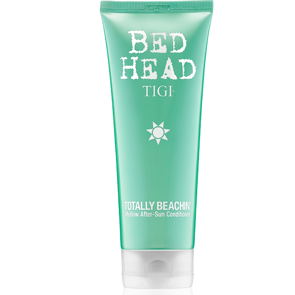 tigi bed head totally beachin mellow after sun conditioner 200ml hq hair. Black Bedroom Furniture Sets. Home Design Ideas