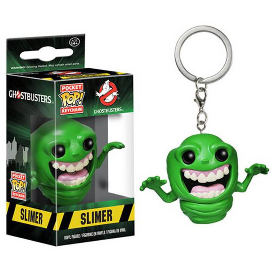 Ghostbusters Slimer Pocket Pop! Schlüsselanhänger
