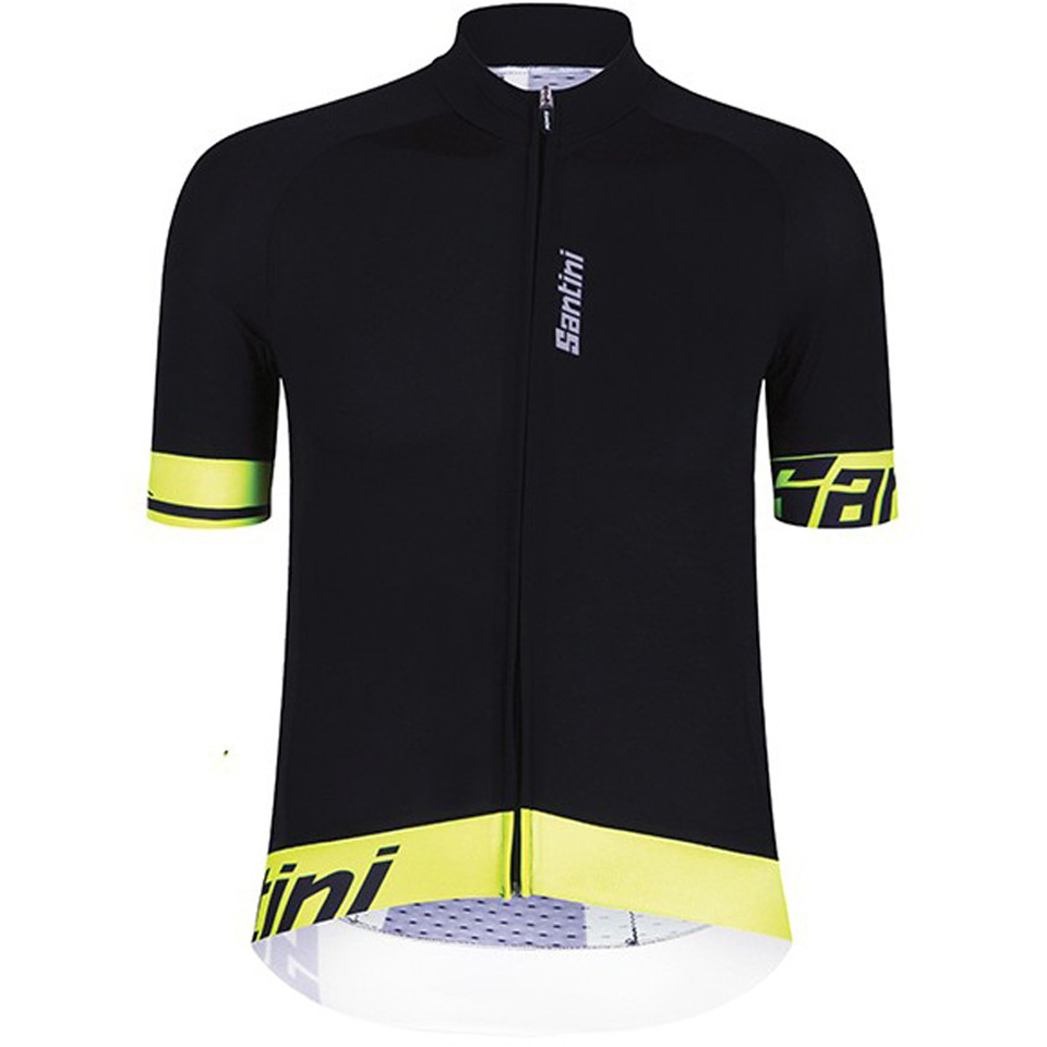 santini-sleek-20-aero-short-sleeve-jersey-blackyellow-xl-blackyellow