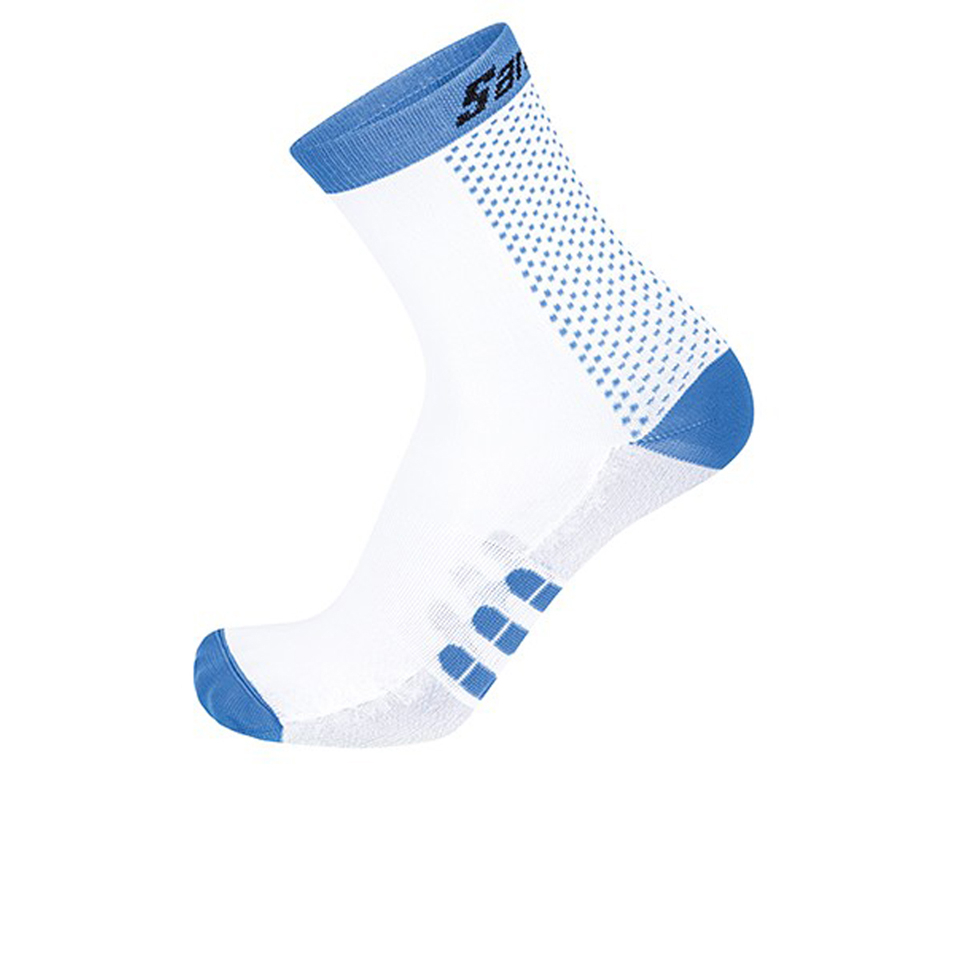 santini-two-medium-profile-socks-blue-xs-s