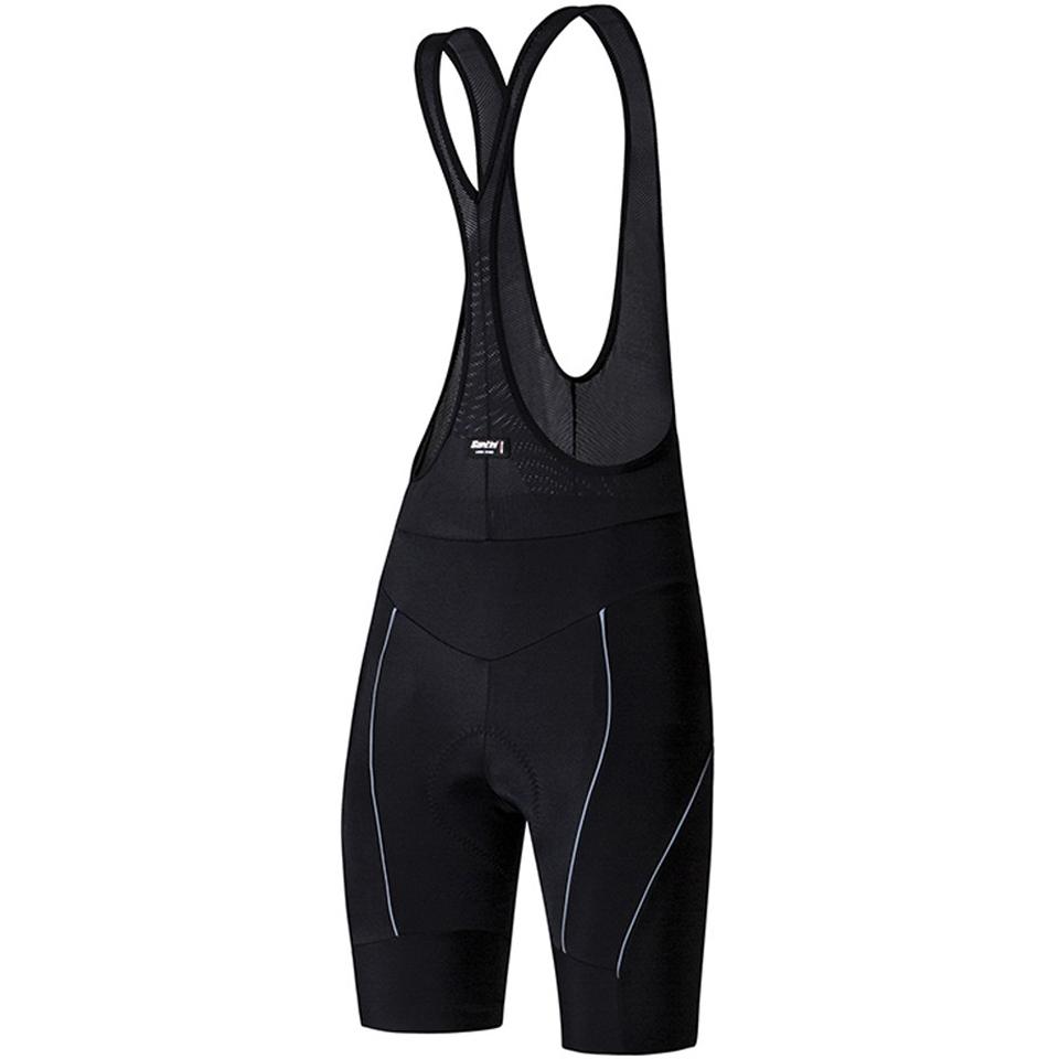 santini-rea-women-20-bib-shorts-black-s