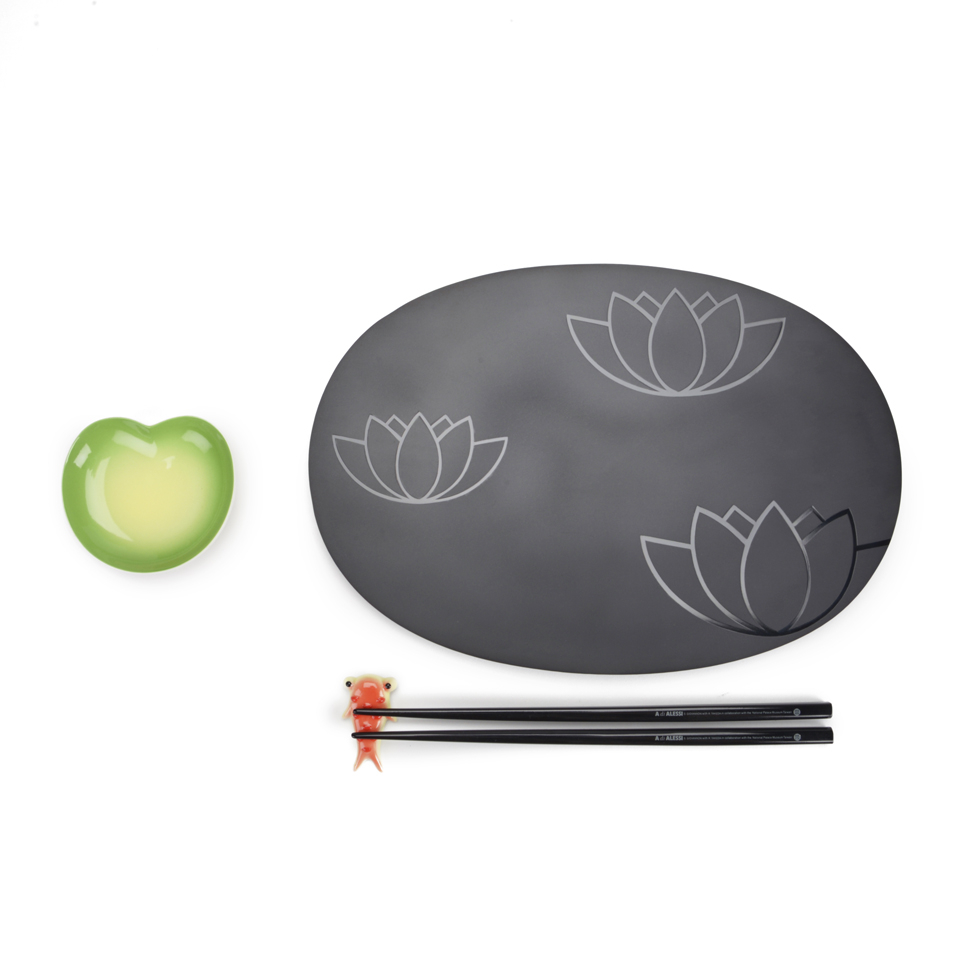 alessi-lily-pond-sushi-set
