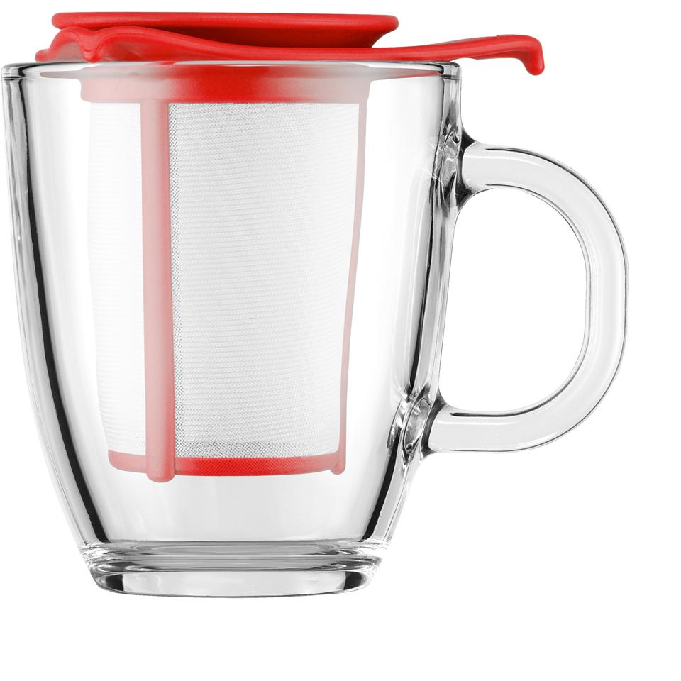 bodum-yo-yo-set-mug-tea-infuser-red