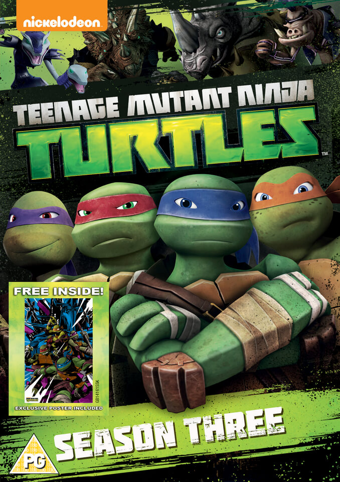 teenage-mutant-ninja-turtles-season-3-complete-collection-free-exclusive-poster-inside
