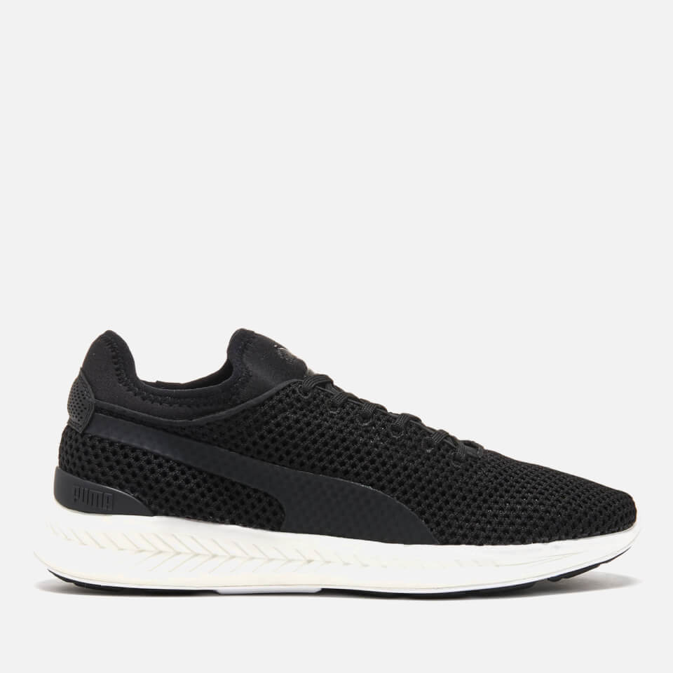 Puma Mens Ignite Sock Knit Running Trainers Puma Black/puma White Uk 7/eu 40.5
