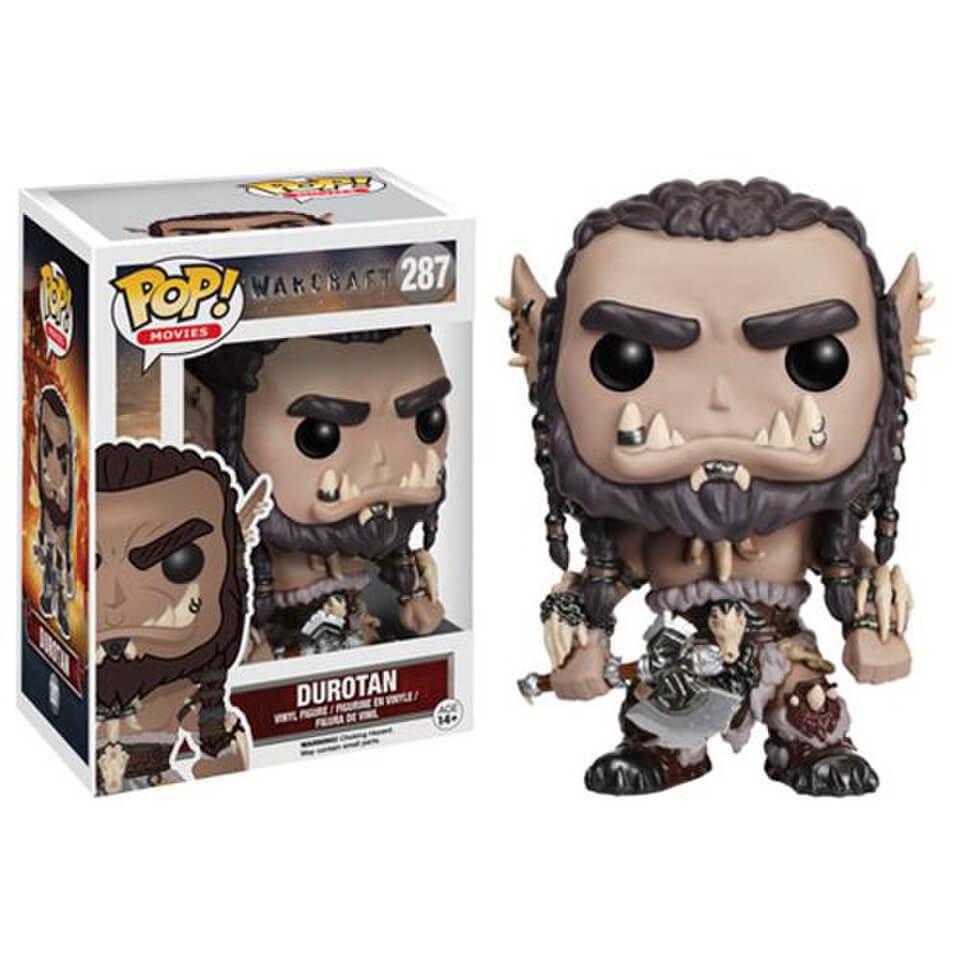 Warcraft Durotan Funko Pop! Figur