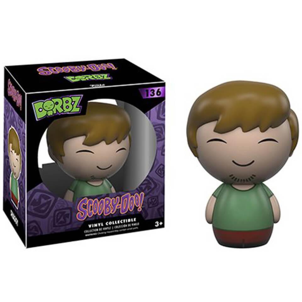 Scooby Doo Shaggy Dorbz Vinyl Figur