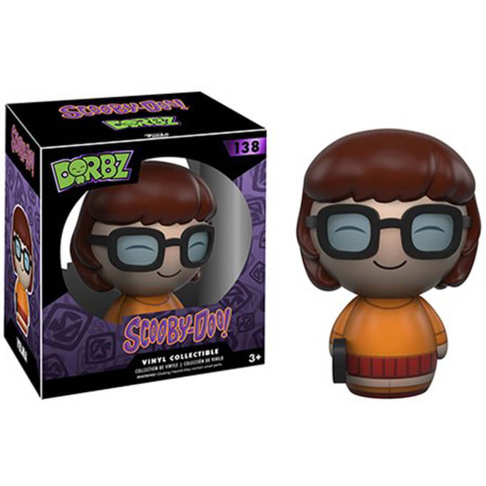 Scooby Doo Velma Dorbz Vinyl Figur