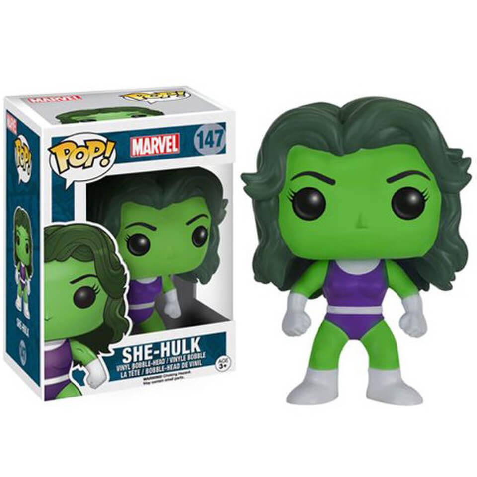 Marvel Hulk Classic She Hulk Funko Pop! Figur