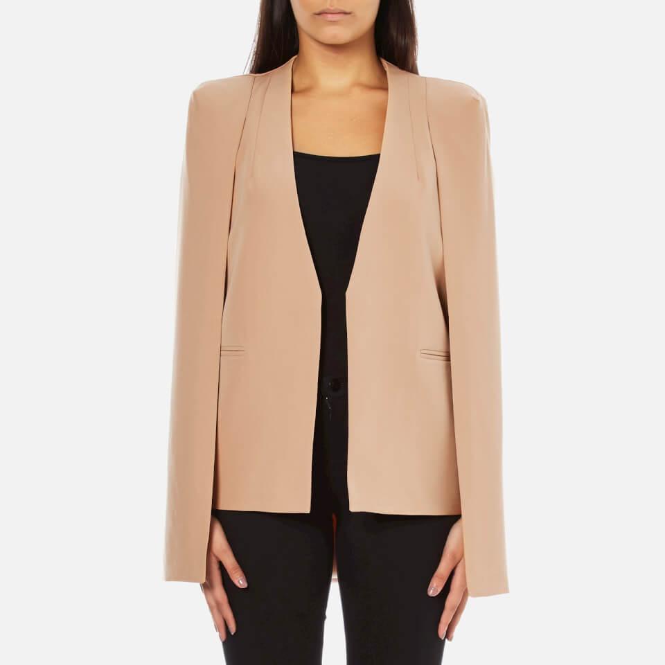 lavish-alice-women-collarless-cape-blazer-camel-6