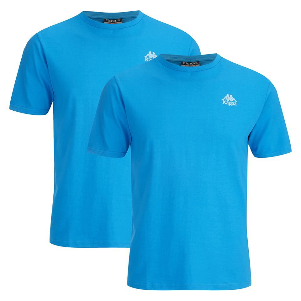 kappa-men-nico-2-pack-t-shirts-blue-s