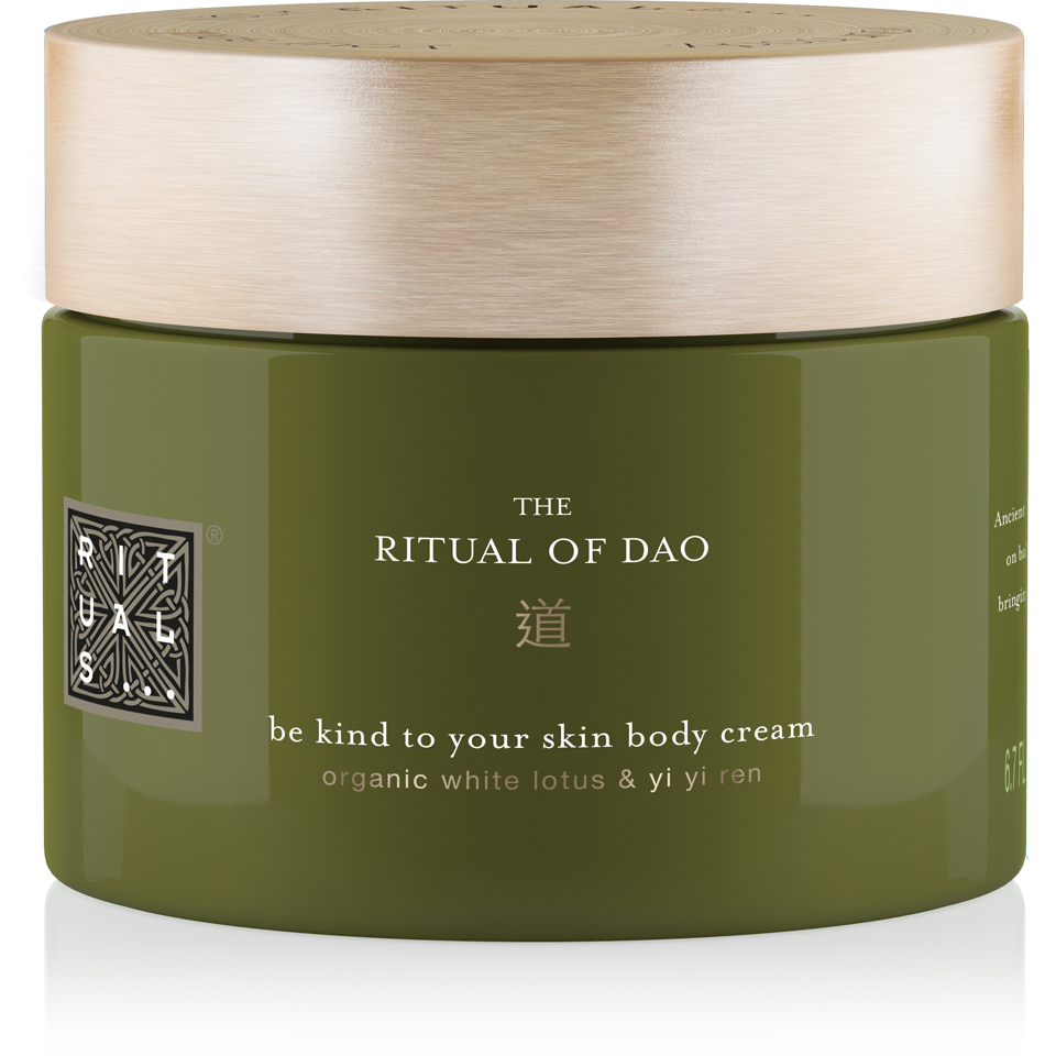 rituals the ritual of dao body cream 200ml free shipping lookfantastic. Black Bedroom Furniture Sets. Home Design Ideas