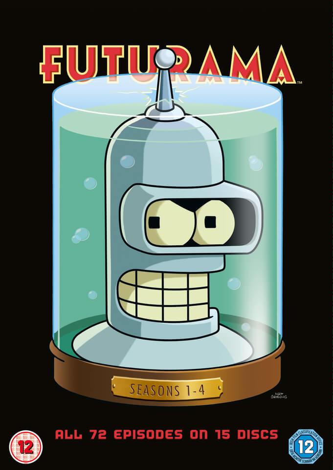 futurama-series-1-4