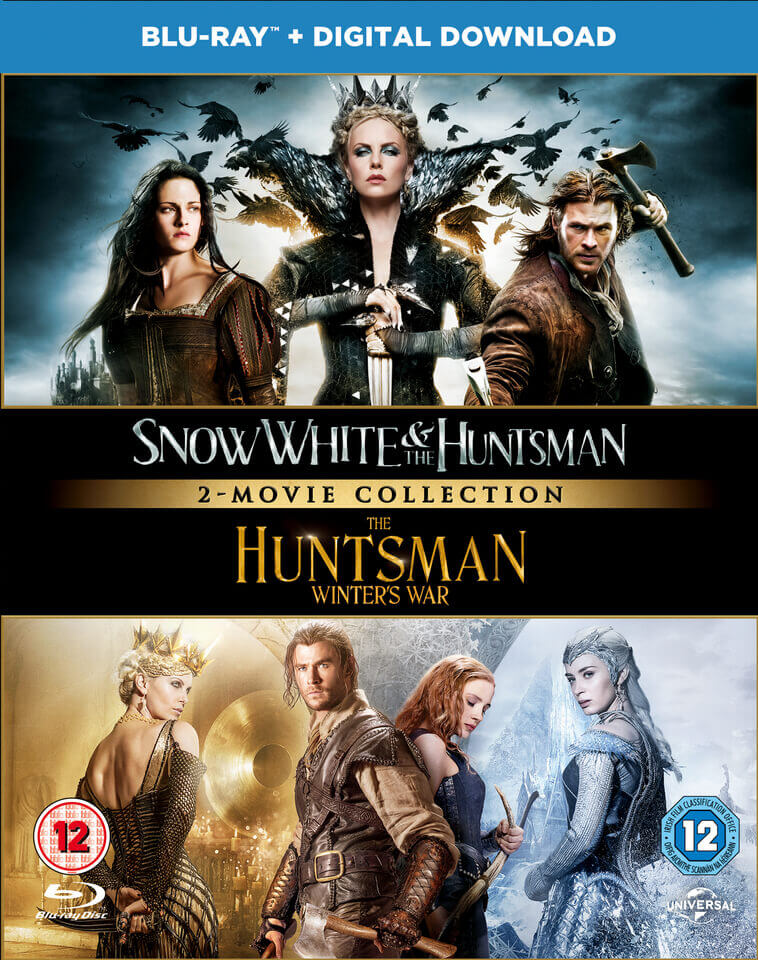 Percy White Snow And Huntsman 3