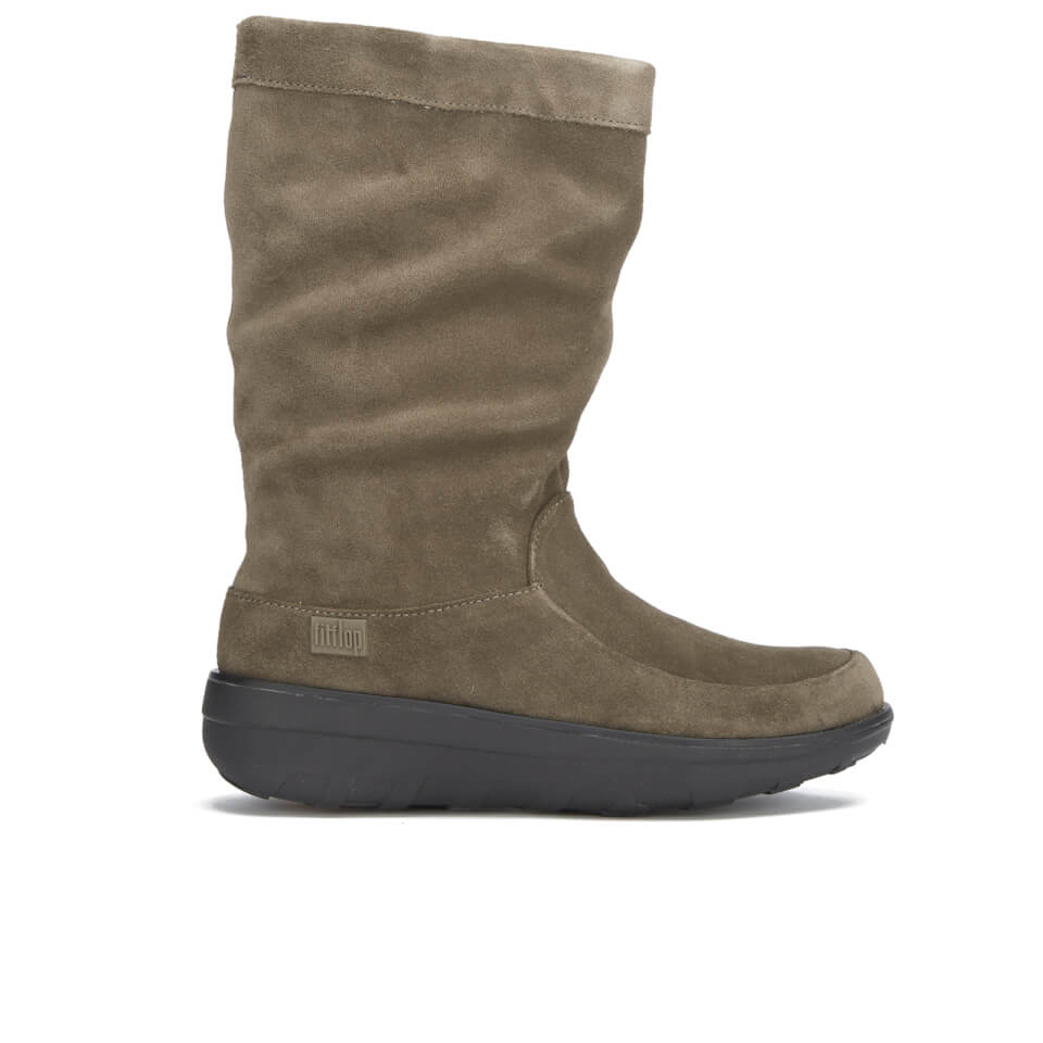 fitflop-women-loaff-slouchy-suede-knee-high-boots-bungee-cord-3