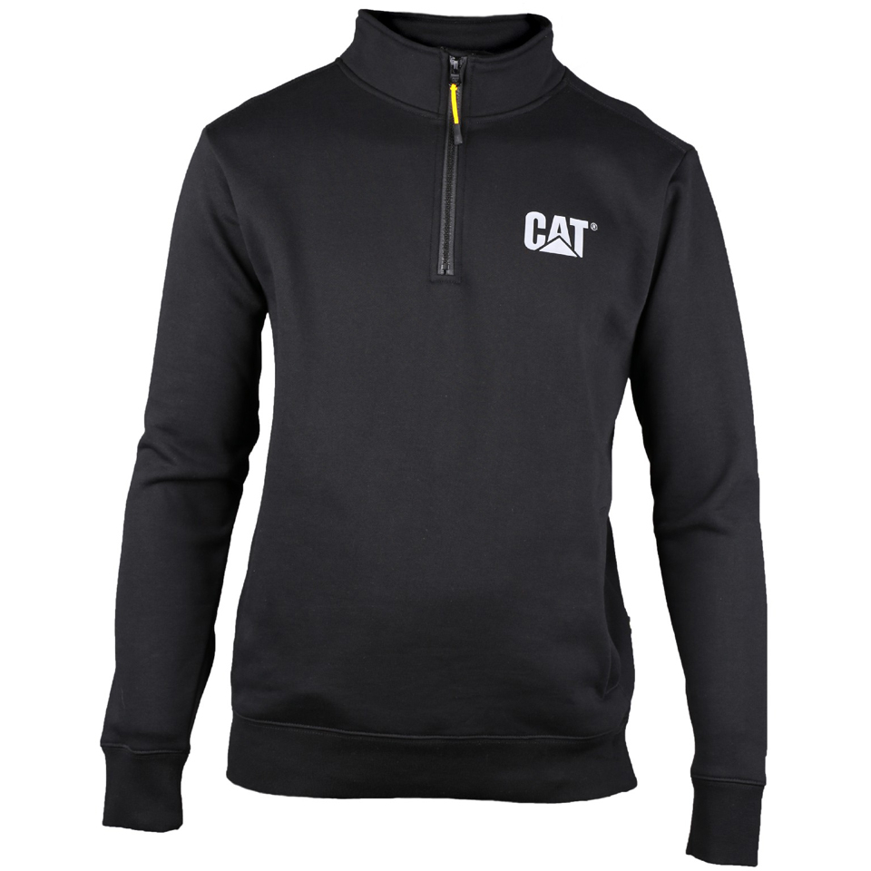 caterpillar-men-canyon-14-zip-sweatshirt-black-s