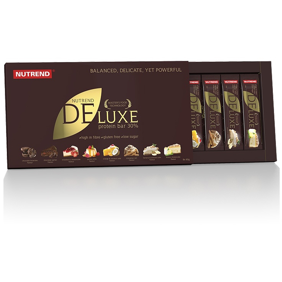 nutrend-deluxe-bar-1x60g-bar-12x60gbars-chocolate-brownies