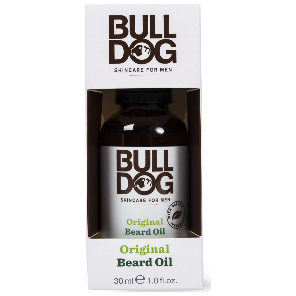 Köpa billiga Bulldog Original Beard Oil 30ml online