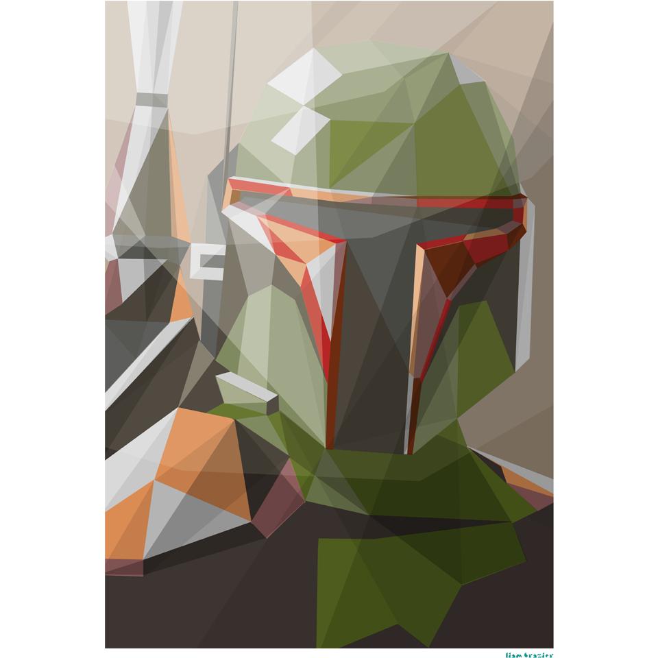 star-wars-bounty-hunter-inspired-art-print-117-x-165-inches