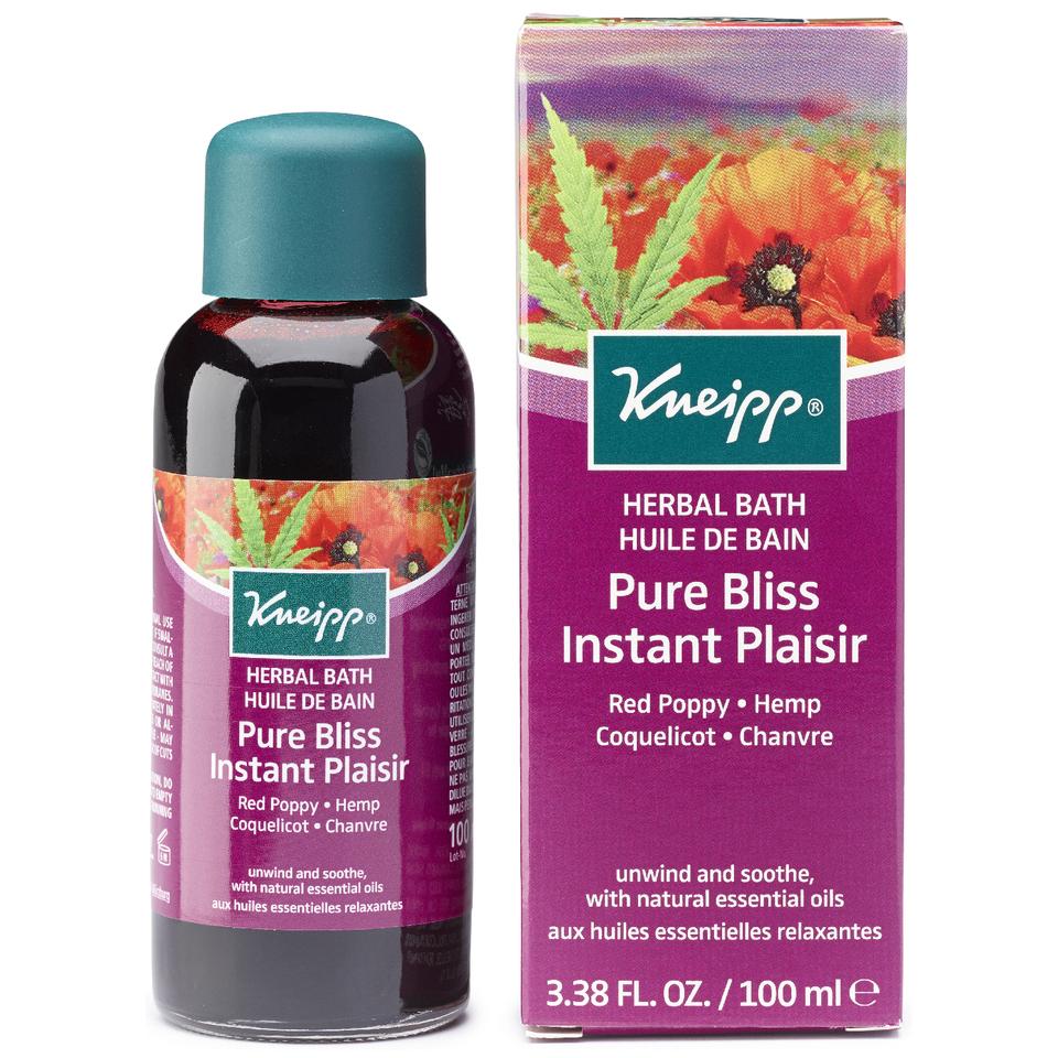 kneipp-pure-bliss-herbal-red-poppy-hemp-bath-oil-100ml