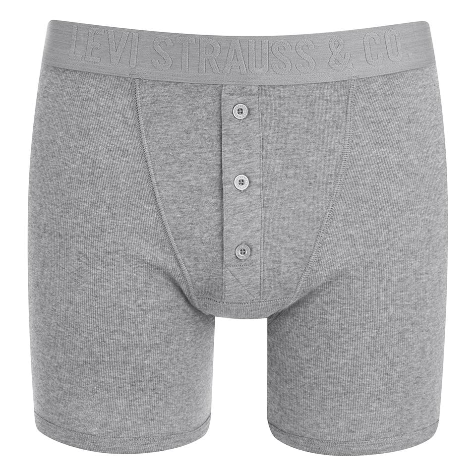 levi-men-long-button-boxers-grey-m