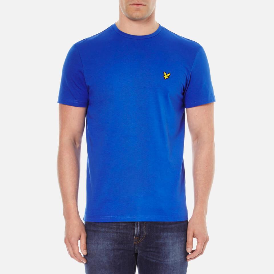 lyle-scott-vintage-men-t-shirt-lake-blue-l