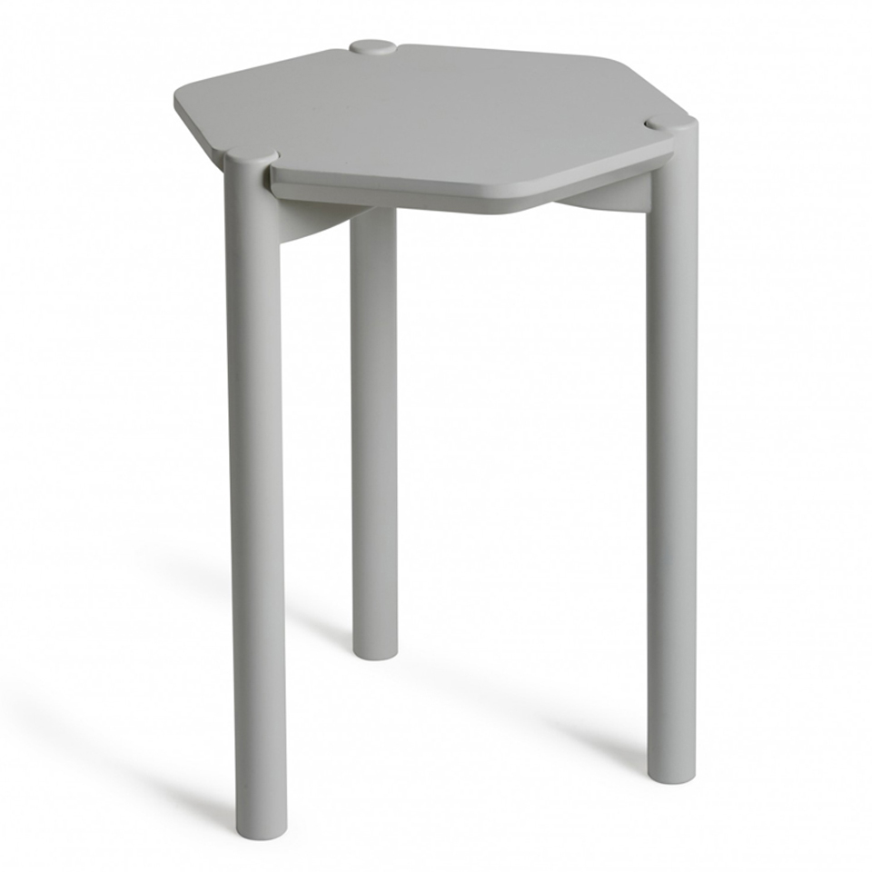Umbra Hexa Side Table Grey Free Uk Delivery Available